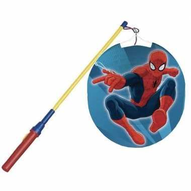 Marvel spiderman bol lampion halloween lampionstokje
