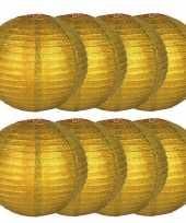 X unieke gouden lampion halloween glitters 10176796